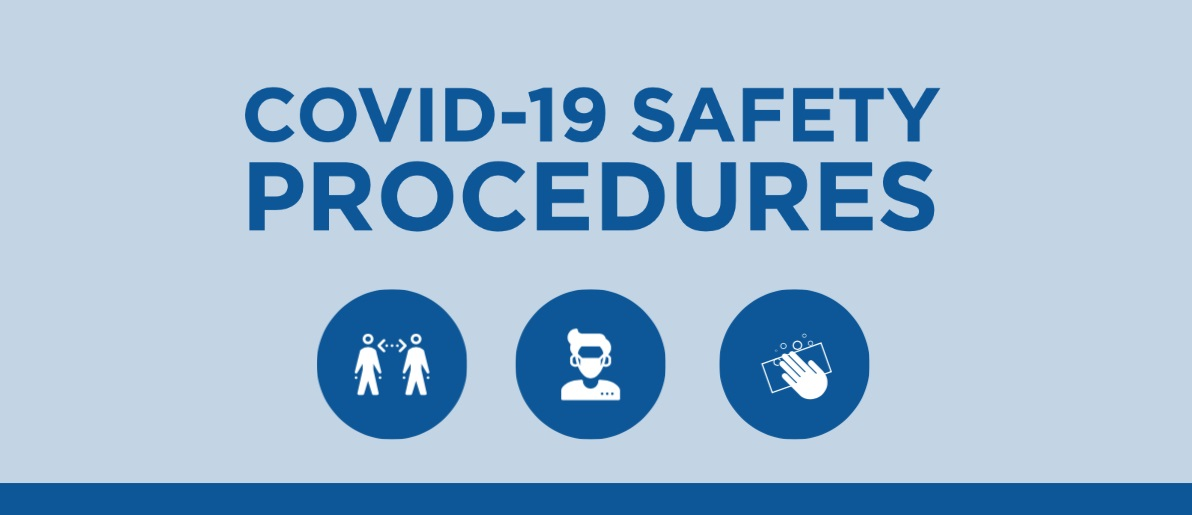 COVID-19 Safety Procedures